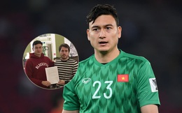 """""""Quân sư"""" bí ẩn giúp Đặng Văn Lâm 2 lần gây chấn động bóng đá Thái Lan là ai?"""