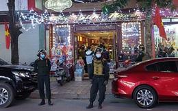 """Công an Thái Bình khám xét khẩn cấp căn nhà 5 tầng kinh doanh rượu ngoại của 1 """"dân anh chị"""""""