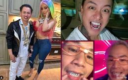 Thân thế triệu phú gốc Việt làm hàm răng kim cương cho Tuấn Hưng, Binz và nhiều siêu sao thế giới