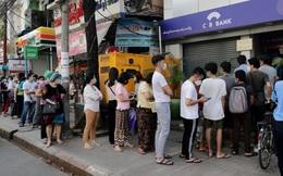 Quân đội Myanmar tuyên bố tình trạng khẩn cấp 1 năm: Người dân đổ xô đi rút tiền mặt, mua đồ tích trữ