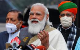 Nông dân lái 10.000 máy kéo rầm rập biểu tình tại New Delhi: Ông Modi lần đầu bộc bạch nỗi đau