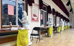 Nhà hàng, khách sạn ở Trung Quốc đón Tết trong không khí ảm đạm