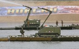 """Hải quân Nga mở ra kỷ nguyên """"quét mìn tự động"""" bằng robot Uran-6"""