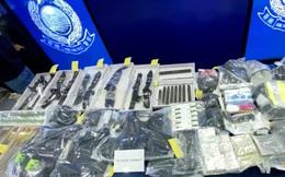 Cảnh sát Hồng Kông phá âm mưu đánh bom đẫm máu nhằm vào Tết Nguyên đán