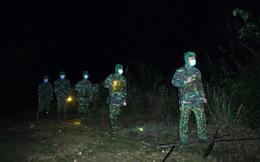 Những chiến sỹ Biên phòng trắng đêm băng rừng lội suối chặn người vượt biên trái phép, chống dịch Covid-19