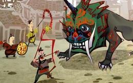 Lý giải cực thú vị của người Trung Quốc về đêm giao thừa: Hóa ra năm mới bắt nguồn từ một con quái thú!