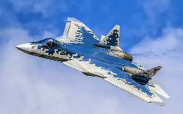 """Lý do ồ ạt """"diễu võ dương oai"""" ở Syria, Nga vẫn không thể cứu Su-57"""