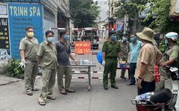 NÓNG: Mẹ 1 nhân viên sân bay Tân Sơn Nhất dương tính SARS-CoV-2, phong tỏa 1 khu vực ở quận 12