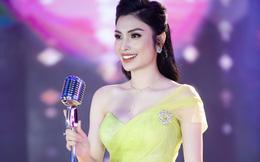 Kim Huyền Sâm thích mặc đẹp vì thấy hạnh phúc