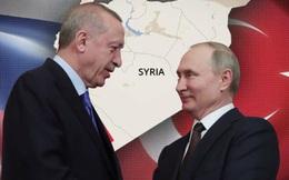 """Syria: Tính toán của Nga thành """"tro bụi"""", Thổ Nhĩ Kỳ """"đánh hay dừng""""?"""