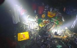 Bé trai 10 tuổi tử vong trong đám cháy ngày mùng 1 Tết