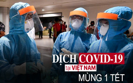 Tổ bốc xếp tại sân bay Tân Sơn Nhất mang chủng virus đầu tiên tại Đông Nam Á; Đồng Tháp đưa 19 F1 đi cách ly ngay chiều mùng 1 Tết