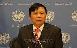 Việt Nam đề xuất chủng ngừa vaccine COVID-19 cho lực lượng gìn giữ hòa bình