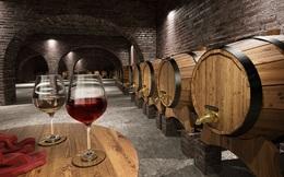 """""""Bí quyết vàng"""" hiếm có của nghệ nhân làm rượu vang châu Âu: Hồi sinh thức uống La Mã bằng... nước biển!"""