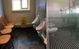 20 nhà vệ sinh khiến người dùng giận tím người, càng nghĩ càng... thù ông thiết kế