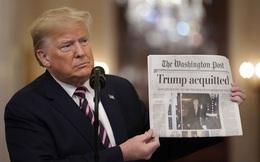 Cựu Tổng thống Donald Trump thoát luận tội, con đường chính trị tương lai rộng mở