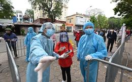 Chiều mùng 3 Tết, Việt Nam ghi nhận 33 ca mắc COVID-19 mới tại Hải Dương và Hà Nội