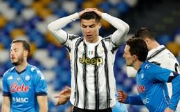 Juventus và AC Milan thua sốc ở vòng 22 Serie A