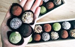 Mùng 3 Tết trùng ngày Valentine: Thị trường quà tặng socola handmade vẫn sôi động, shop online ship xuyên Tết còn giảm giá mạnh tới 50%