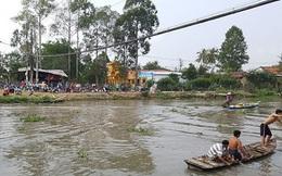 Hai vỏ lãi va chạm trên sông khiến 1 cháu bé tử vong thương tâm