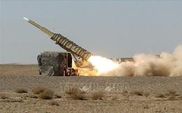 Iran thử tên lửa thông minh tầm bắn 300km