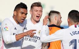 Toni Kroos vừa ghi bàn vừa kiến tạo, Real Madrid thắng nhàn Valencia