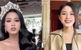 Hoa hậu Đỗ Hà 'xả vai' thành cô nữ sinh 2K1: Nhan sắc còn long lanh như ảnh tự đăng?