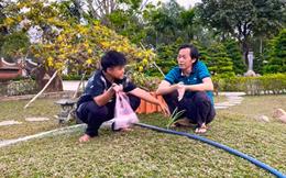 Hoài Linh đạt kỷ lục khi mở kênh Youtube 1 tuần, cùng con trai nuôi ăn mừng với 25 ngàn
