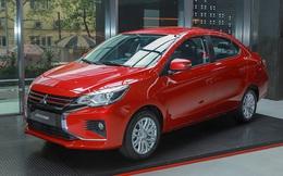 """Ô tô giá rẻ 375 triệu, trang bị """"căng đét"""" của Mitsubishi tung loạt ưu đãi đấu Toyota Vios"""