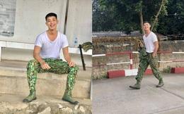 Chàng quân nhân 'Hạ cánh nơi anh' phiên bản Việt khiến hội chị em 'điêu đứng'