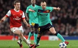 """Ngày này năm xưa: Arsenal hạ Barca trong trận cầu """"kinh điển"""" ở Champions League"""