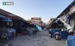 Người dân tâm dịch Chí Linh chính thức đi chợ bằng phiếu