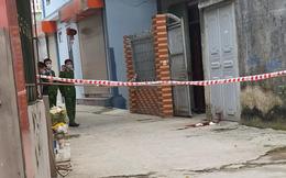 Chồng chém chết vợ trước cửa nhà ngày mùng 5 Tết ở Hà Nội