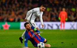 Người hâm mộ Barcelona đốt pháo hoa phá giấc ngủ của PSG