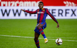 "Dembele khiến Barca ""mất toi"" 5 triệu Euro"