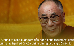 Một người bị trúng tên, mũi thứ 2 có gây đau đớn hơn mũi thứ nhất? Câu trả lời của Đức Dalai Lama khiến ai cũng tỉnh ngộ: Áp dụng vào cuộc sống càng thấy thấm thía hơn