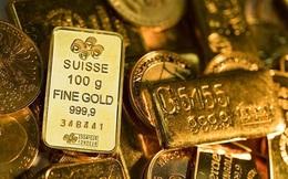 Giá vàng tiếp tục giảm mạnh trong phiên giao dịch đầu tiên của năm mới