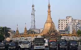 """Rộ tin Đại sứ quán Trung Quốc bị vây, binh sĩ PLA """"đổ bộ"""" đường phố Myanmar: Bắc Kinh nói gì?"""