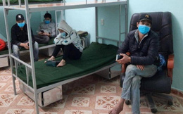 Đường di chuyển của nam thanh niên trốn khỏi khu cách ly Covid-19 ở Hải Phòng sang Quảng Ninh