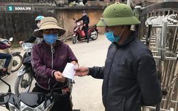 Ngày đầu tiên người dân tâm dịch Chí Linh đi chợ bằng thẻ để phòng Covid-19