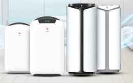Máy lọc không khí Vsmart chính thức ra mắt, giá từ 2.9 đến 10.9 triệu đồng