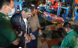 Tàu cá bị sóng đánh chìm, 3 người tử vong, 2 mất tích