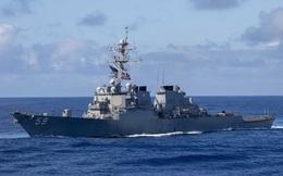 Thêm chiến hạm Mỹ hoạt động ở Biển Đông