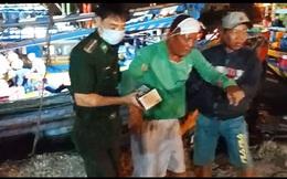 3 người tử vong, 2 người đang mất tích khi tàu cá Bình Thuận bị chìm: 2 nạn nhân được cứu sống không phải ngư dân