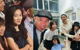Người vợ kín tiếng, kém 14 tuổi của nhạc sĩ Huy Tuấn