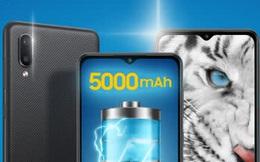 Samsung ra mắt smartphone pin 5000mAh, giá 2.39 triệu đồng