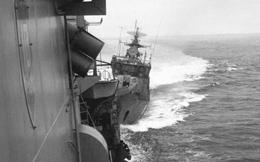 Chiến thuật đâm va trên biển giữa hải quân Mỹ, Nga và Trung Quốc trong bối cảnh mới