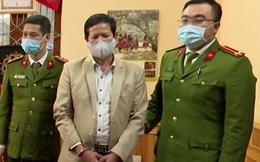 Bắt nguyên Phó giám đốc Sở Y tế Sơn La vì sai phạm trong mua sắm trang thiết bị y tế