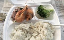Công an, Thanh tra vào cuộc vụ bữa ăn bị 'cắt xén' trong khu cách ly ở Quảng Ninh