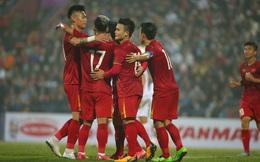 Tăng thêm 1 bậc, Thái Lan vẫn bị Việt Nam bỏ xa trên BXH FIFA
